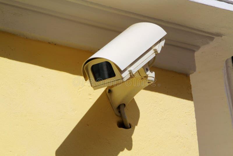 Überwachungskamera lizenzfreies stockbild