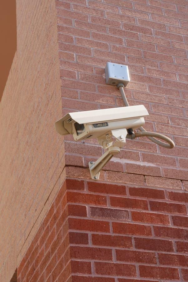 Überwachungskamera drei stockbild