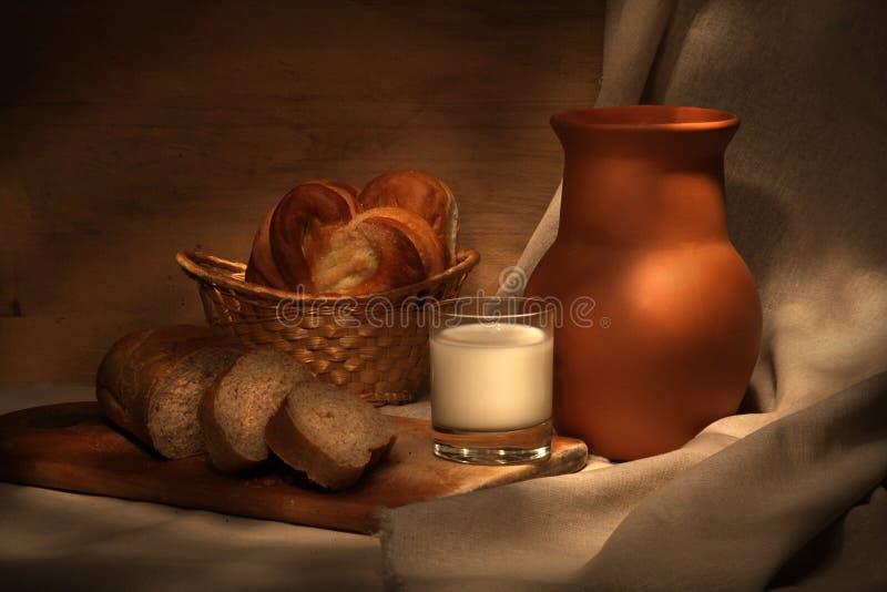 ćwieka mleko obrazy royalty free