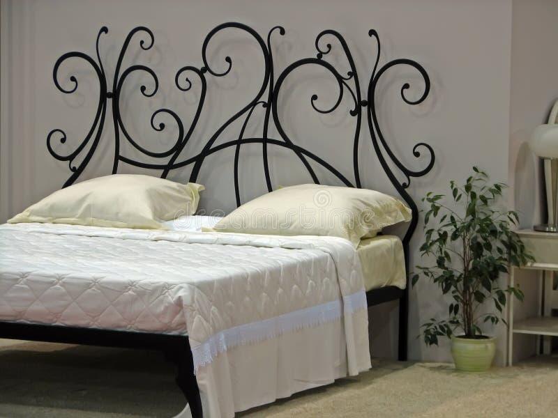łóżko obrazy stock