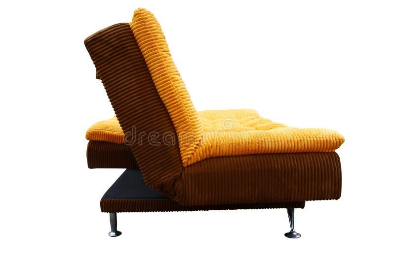 łóżkowa kanapa zdjęcie stock