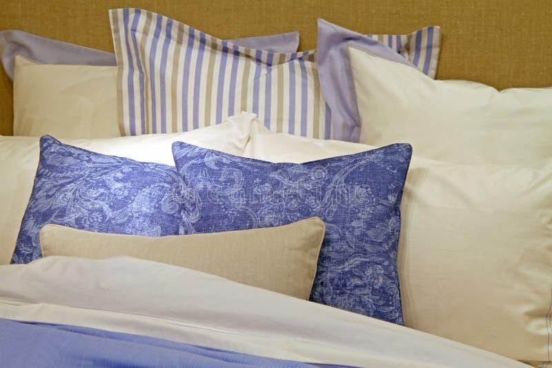 łóżkowi prześcieradła obrazy royalty free