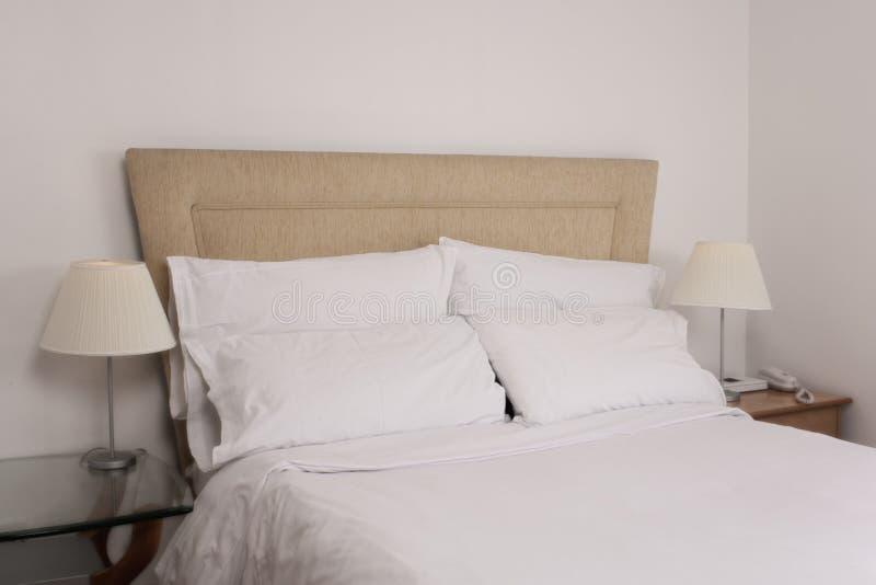 łóżkowy hotel fotografia stock
