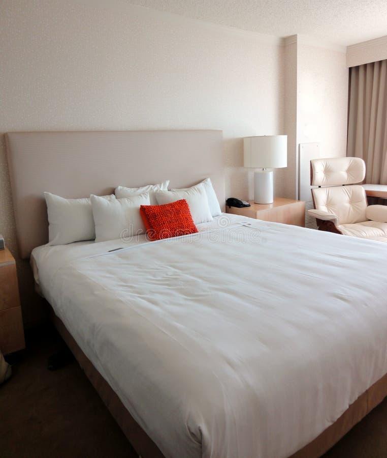 łóżkowy luksus obrazy stock
