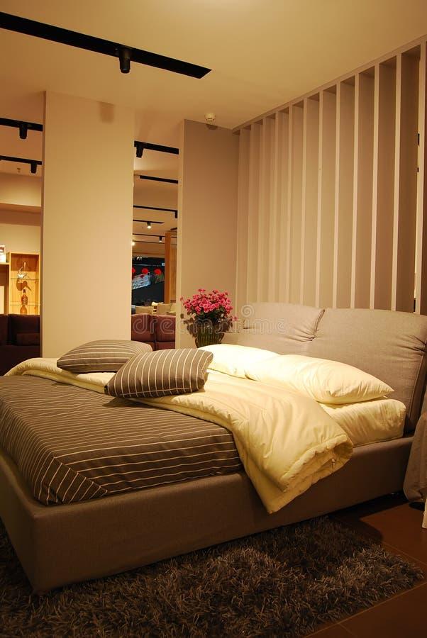 łóżkowy wewnętrzny pokój