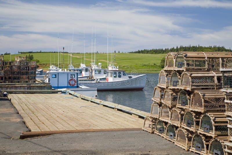 łódź homar zdjęcia stock