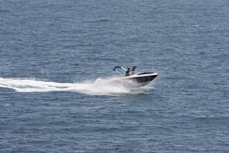łódź motorowa obrazy royalty free