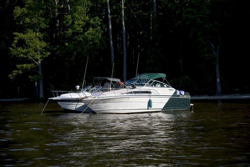 łódź przyjemności obraz stock