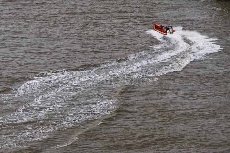 łódź ratunek fotografia stock