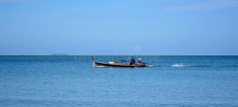 Łódź rybacka, Tajlandia obrazy stock