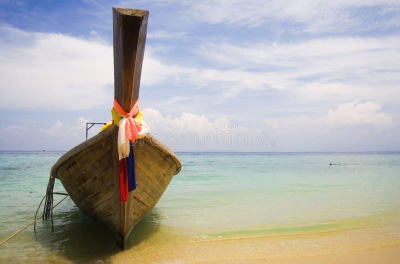 łódź tajlandzka obrazy stock