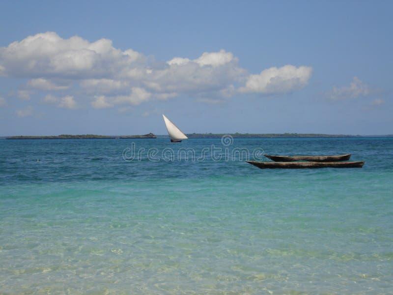łódka żeglując fotografia royalty free