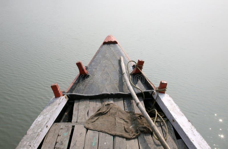 Łódkowata wycieczka w Sundarbans, India zdjęcie stock