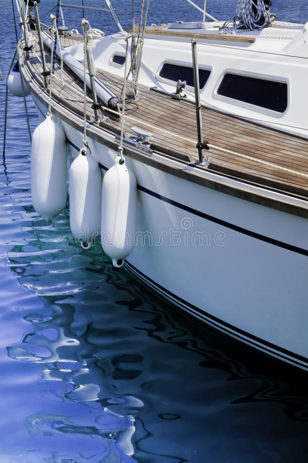 łódkowaty żeglowanie zdjęcie stock