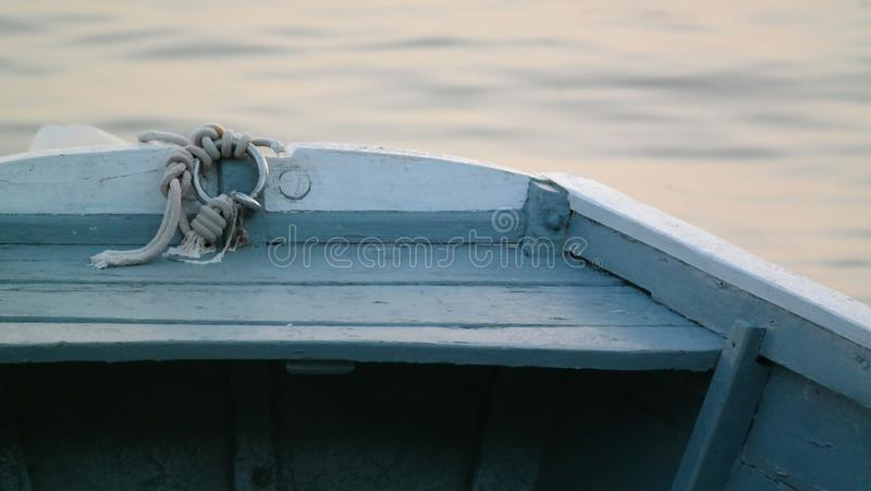 łódkowaty Croatia obraz royalty free