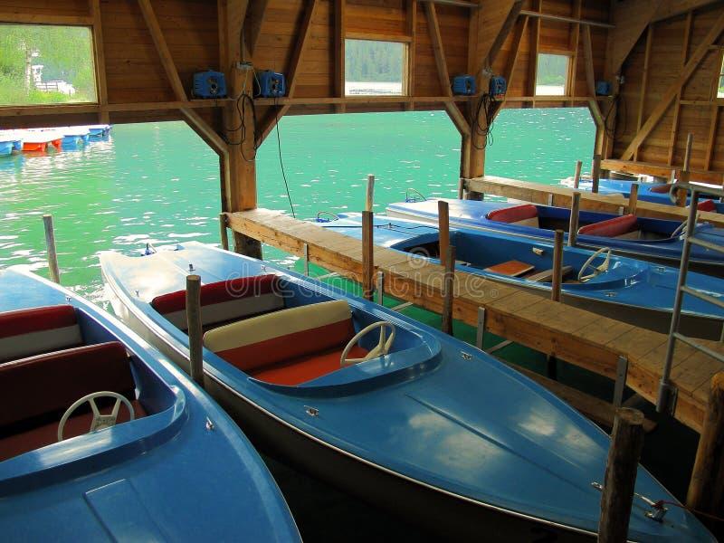 łódkowaty dom obraz stock