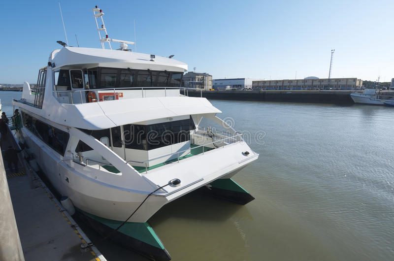 łódkowaty pasażer zdjęcie royalty free