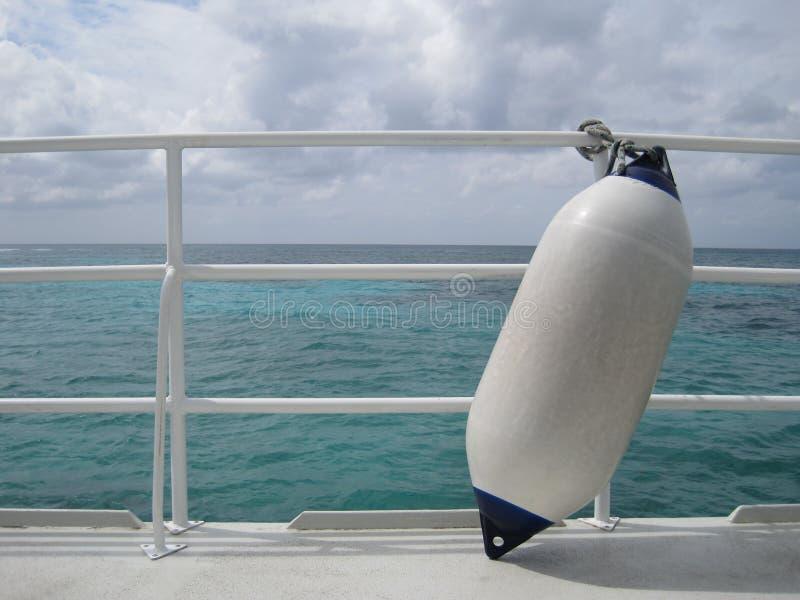 Łódkowaty rejs fotografia stock