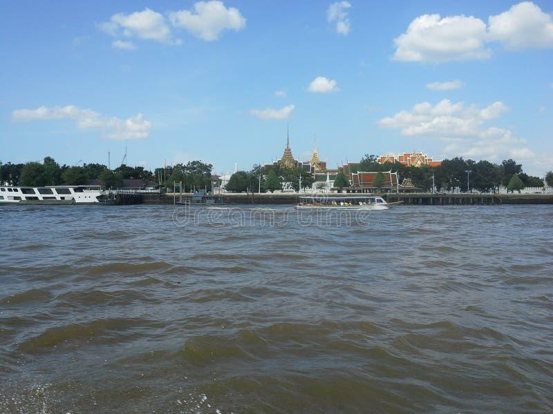 Łódkowaty Siam obraz royalty free
