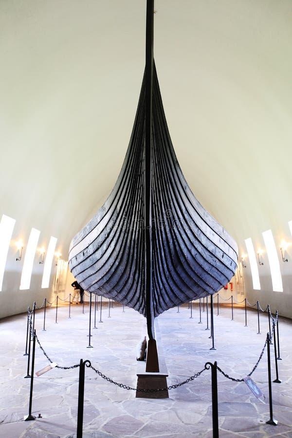 łódkowaty Viking zdjęcia royalty free