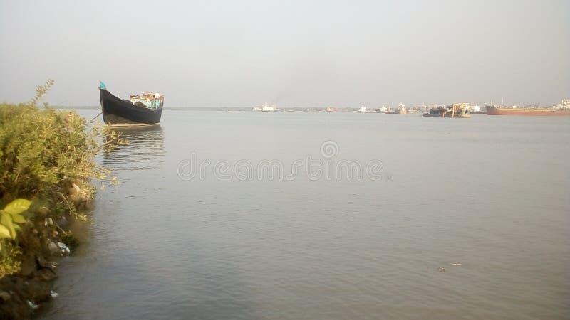 Łódkowaty wizerunek fotografia royalty free
