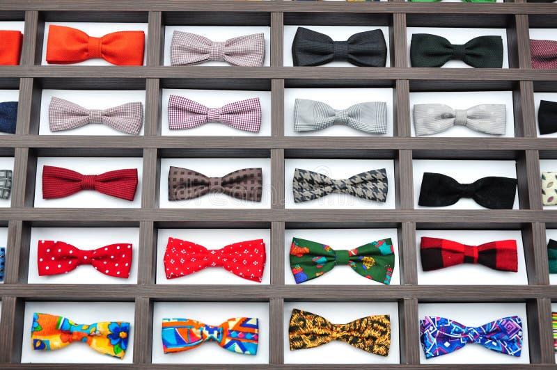 łęków krawaty fotografia stock