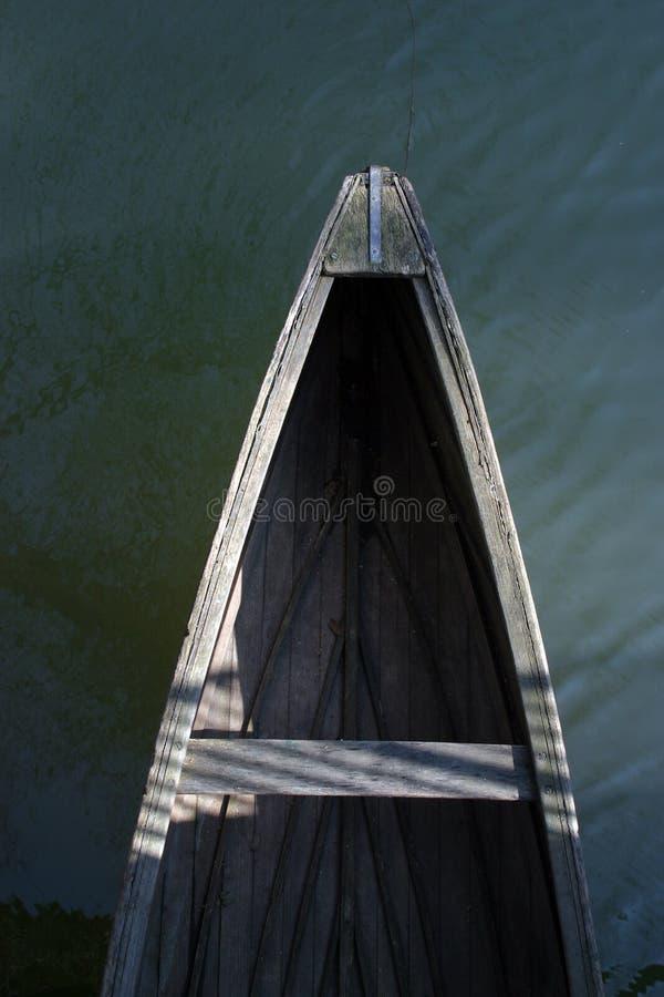 Łęk łódź zdjęcia royalty free