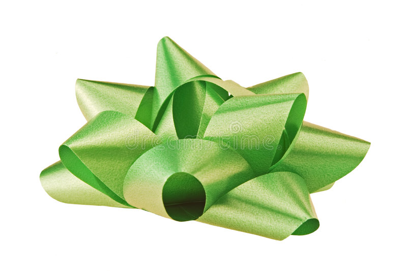 łęk zieleń obrazy stock