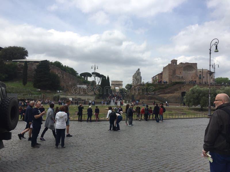 łękowaty Constantine Rome obrazy royalty free