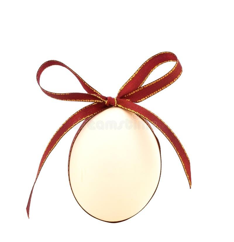 Download łęku jajko zdjęcie stock. Obraz złożonej z odosobniony - 13329592