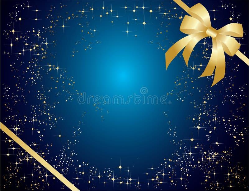 łęku złoto ilustracji