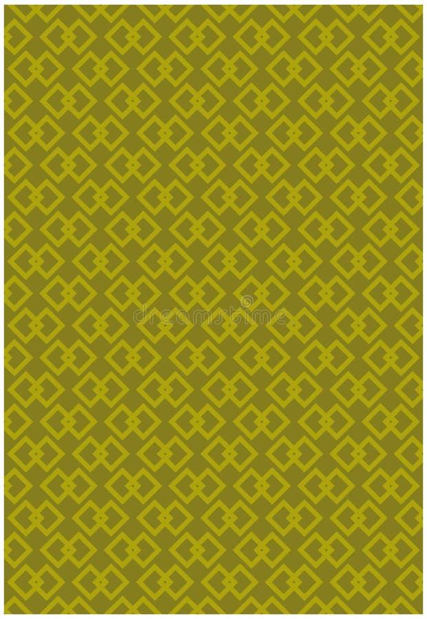 łańcuchów zieleni tekstura ilustracji