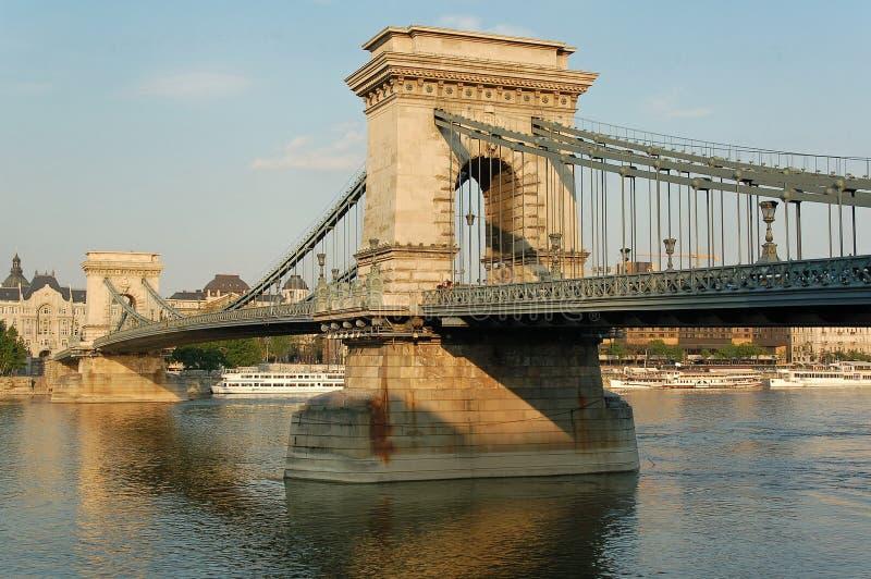 łańcuch mostu obraz royalty free