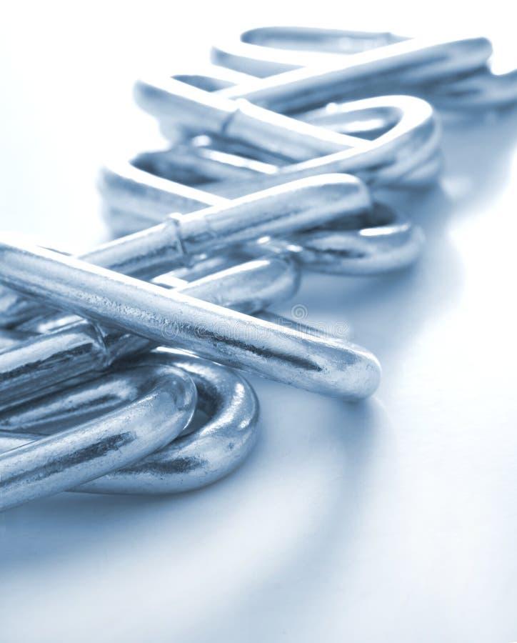 łańcuszkowi połączenia zdjęcie stock