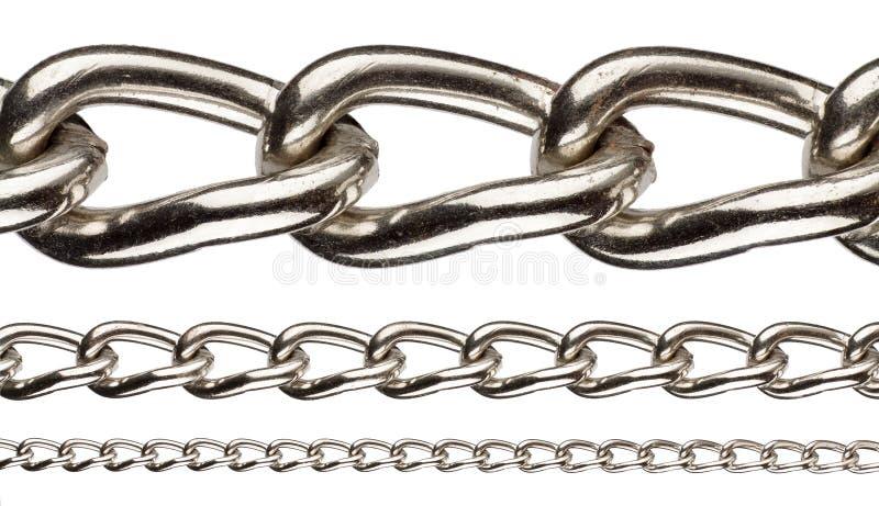 łańcuszkowy metal zdjęcia stock