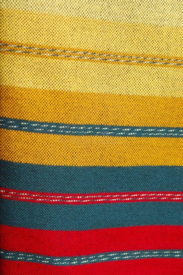 łachmanów dywanów ręcznie robiony łachman fotografia stock