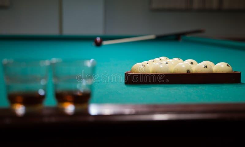 Ładna basen gra zdjęcia royalty free