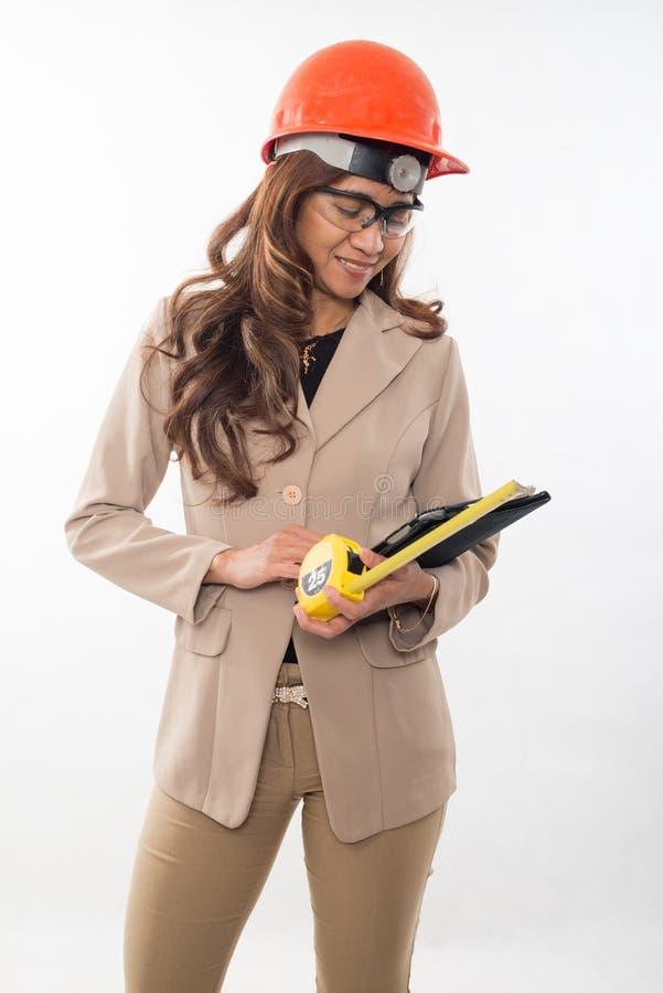 Ładna brunetka azjata kobieta fotografia royalty free