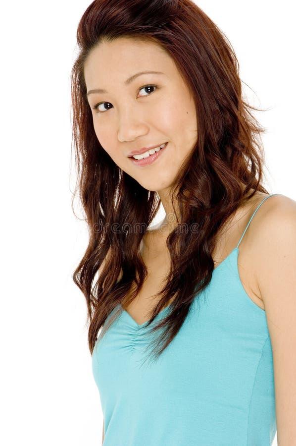 Ładna Młoda Kobieta zdjęcie stock