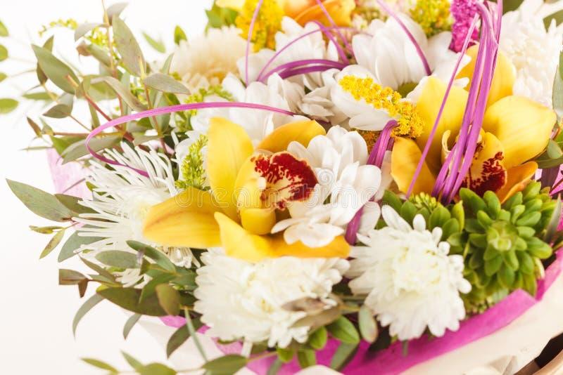 Ładni kwiaty obrazy royalty free