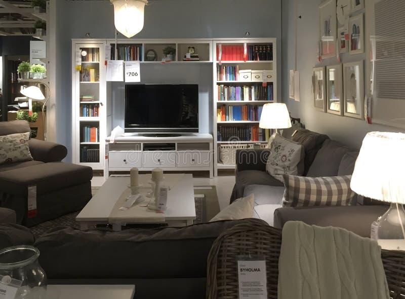 Ładny żywy izbowy tło obraz royalty free