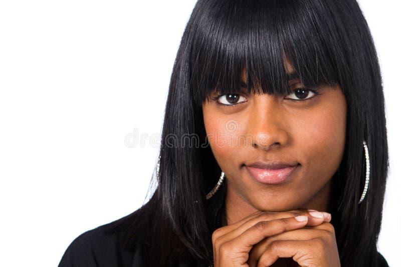 ładny dziewczyna hindus fotografia royalty free