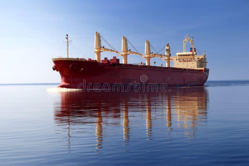 ładunku statek zdjęcia royalty free