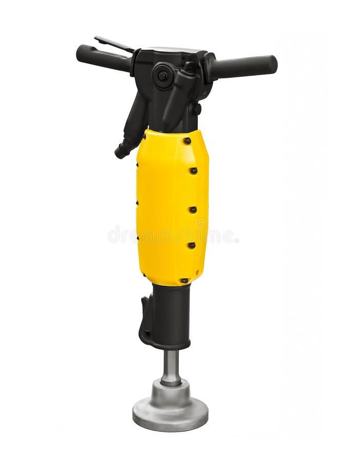 łamacz pneumatyczny zdjęcia stock