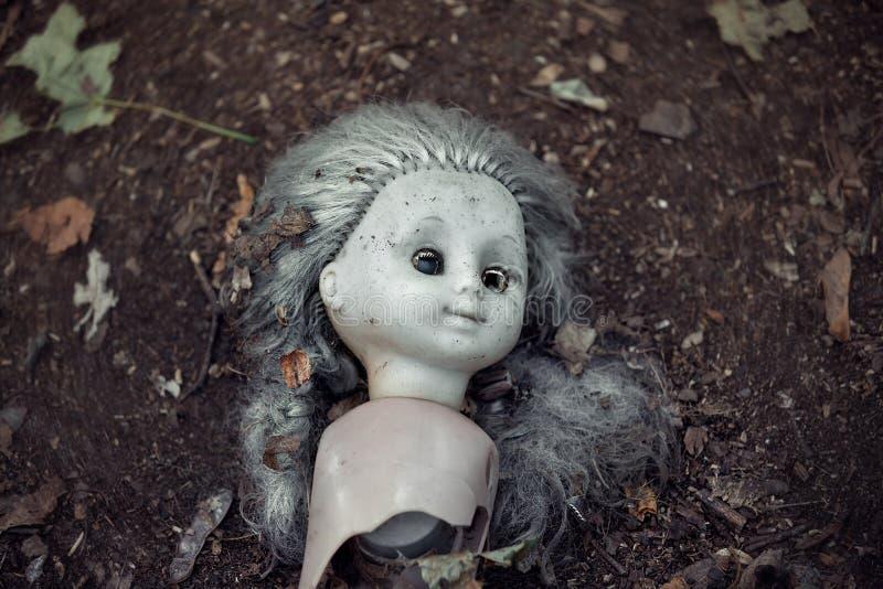 ?amana lala w Kopachi dziecinu zdjęcia royalty free