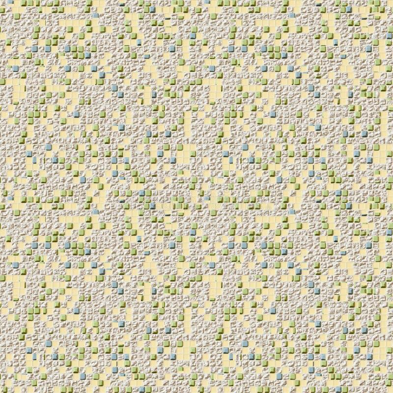łamana mozaika ilustracji