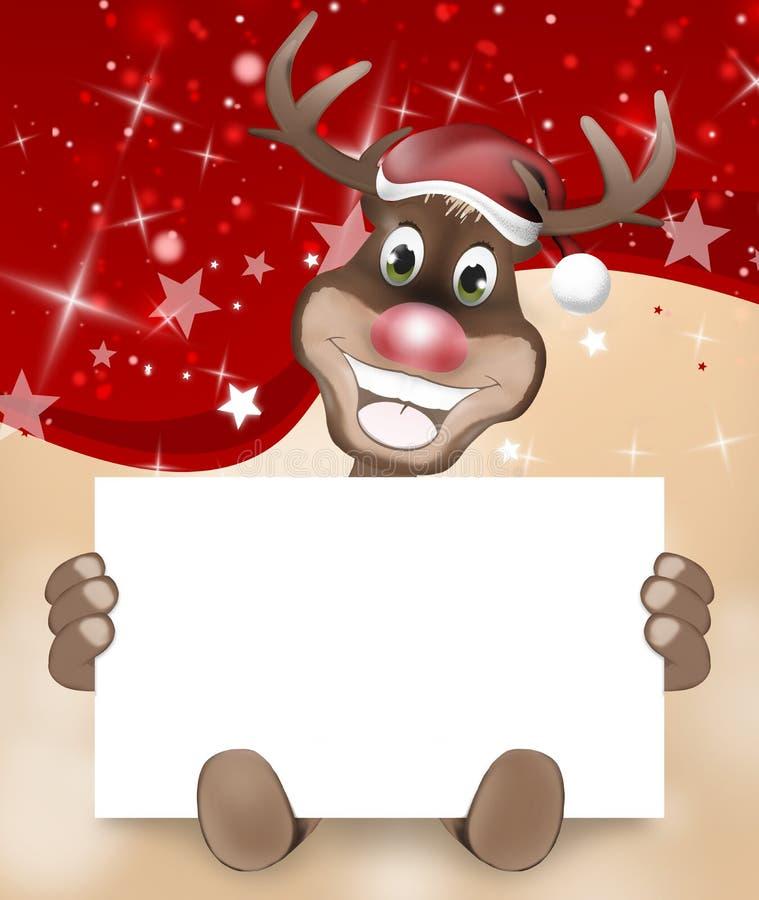 Łapy Rudolf ilustracji