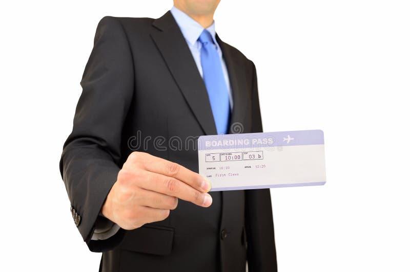 Łatwa zapłata z kartą obraz stock