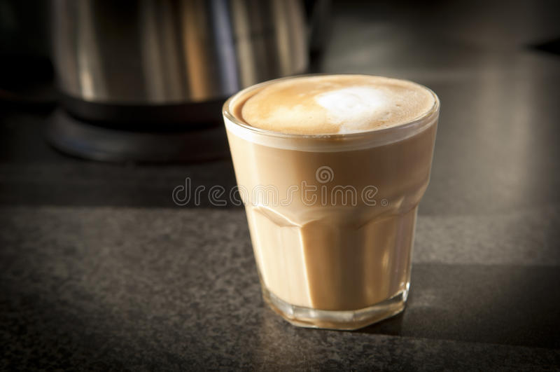 ławki kawa fotografia royalty free