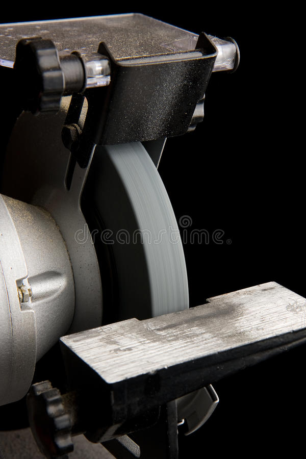 ławki ostrzarza metal obrazy stock